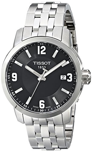 ティソ 腕時計 メンズ T0554101105700 Tissot Men's T0554101105700 Stainless Steel Watch with Link Braceletティソ 腕時計 メンズ T0554101105700