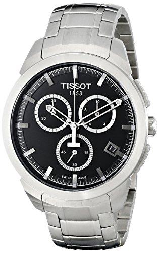ティソ 腕時計 メンズ T0694174405100 【送料無料】Tissot Men's T0694174405100 Analog Display Swiss Quartz Silver Watchティソ 腕時計 メンズ T0694174405100