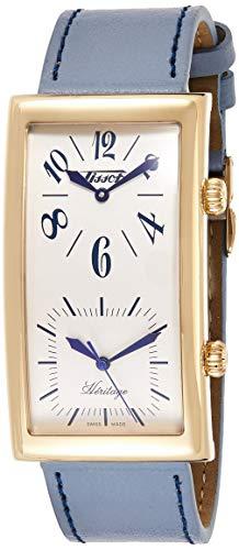 ティソ 腕時計 メンズ T56.5.623.39 Tissot Men's T56.5.623.39 Heritage White Dial Leather Strap Watchティソ 腕時計 メンズ T56.5.623.39