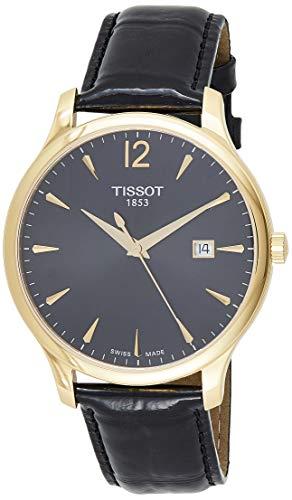 ティソ 腕時計 メンズ T0636103605700 【送料無料】Tissot Men's Quartz Watch with Stainless-Steel Strap, Black, 20 (Model: T0636103605700)ティソ 腕時計 メンズ T0636103605700