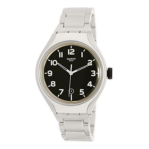 スウォッチ 腕時計 メンズ 夏の腕時計特集 YES4011AG 【送料無料】Swatch Stripe Back Watch YES4011AGスウォッチ 腕時計 メンズ 夏の腕時計特集 YES4011AG