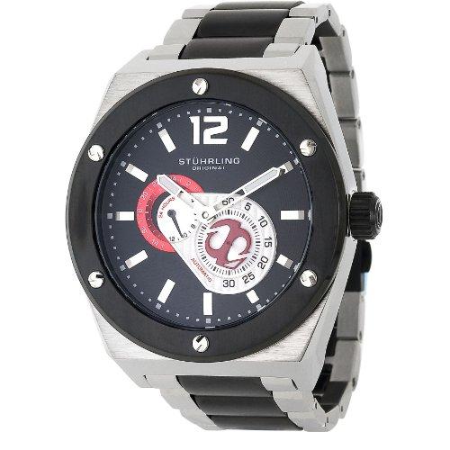 ストゥーリングオリジナル 腕時計 メンズ 281B.332D264 【送料無料】Stuhrling Original Men's 281B.332D264 Esprit D'Vie Automatic Two Tone Watchストゥーリングオリジナル 腕時計 メンズ 281B.332D264