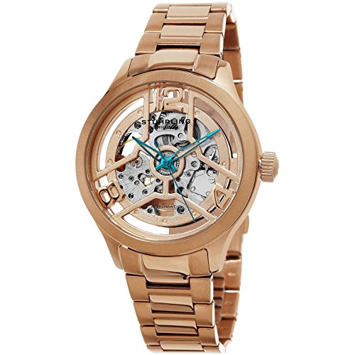 ストゥーリングオリジナル 腕時計 メンズ 78404SO 【送料無料】Stuhrling Original Men's 'Symphony' Automatic Stainless Steel Casual Watch, Color:Rose Gold-Toned (Model: 78404SO)ストゥーリングオリジナル 腕時計 メンズ 78404SO