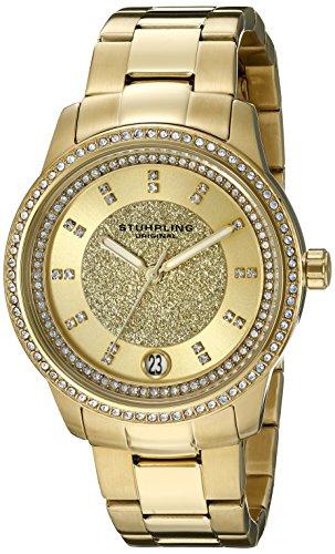 ストゥーリングオリジナル 腕時計 レディース 794.02 【送料無料】Stuhrling Original Women's 794.02 Symphony Analog Display Quartz Gold Watchストゥーリングオリジナル 腕時計 レディース 794.02