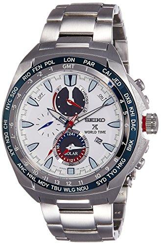 セイコー 腕時計 メンズ 夏のボーナス特集 SSC485P1 SEIKO Prospex SSC485P1 Sea Chronograph Steel Man Silverセイコー 腕時計 メンズ 夏のボーナス特集 SSC485P1