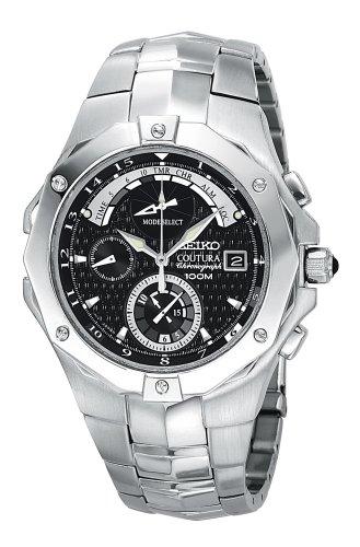 セイコー 腕時計 メンズ SPC015 Seiko Men's SPC015 Coutura Advanced Chronograph Timer Watchセイコー 腕時計 メンズ SPC015