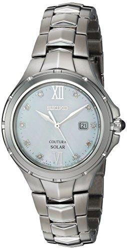 セイコー 腕時計 レディース SUT307 【送料無料】Seiko Women's Japanese-Quartz Watch with Stainless-Steel Strap, Silver, 15.4 (Model: SUT307)セイコー 腕時計 レディース SUT307