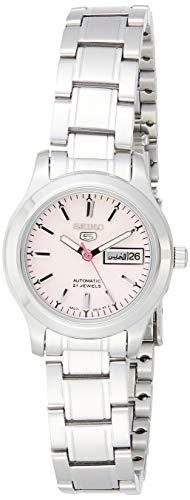 セイコー 腕時計 レディース SYMD91 【送料無料】Seiko Women's SYMD91 Stainless Steel Analog with Pink Dial Watchセイコー 腕時計 レディース SYMD91