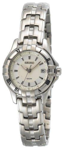 セイコー 腕時計 レディース SXDA29 【送料無料】Seiko Women's SXDA29 Dress Silver-Tone Watchセイコー 腕時計 レディース SXDA29