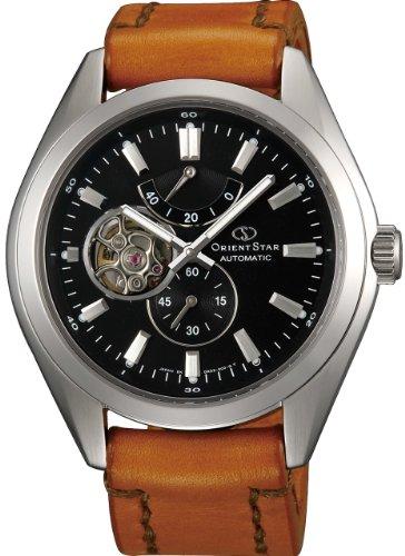 オリエント 腕時計 メンズ WZ0101DK 【送料無料】ORIENT STAR Semi-Skeleton Automatic (with Manual Winding) Men's Watch WZ0101DKオリエント 腕時計 メンズ WZ0101DK