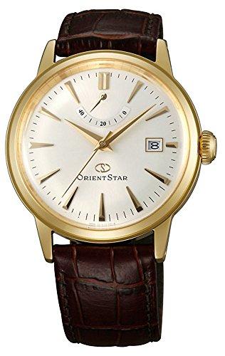 オリエント 腕時計 メンズ WZ0261EL ORIENT STAR Classic Power Reserve Automatic Dress Watch Gold Tone EL05001S WZ0261ELオリエント 腕時計 メンズ WZ0261EL
