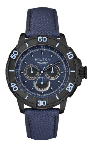 ノーティカ 腕時計 メンズ N18644G 【送料無料】Nautica Men's N18644G NST 501 Classic Analog Watchノーティカ 腕時計 メンズ N18644G
