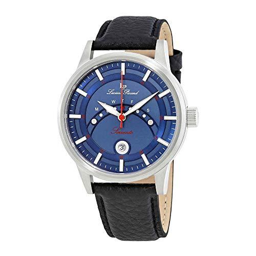 腕時計 ルシアンピカール メンズ LP-10154-03 【送料無料】Lucien Piccard Sorrento Blue Dial Men's Watch LP-10154-03腕時計 ルシアンピカール メンズ LP-10154-03