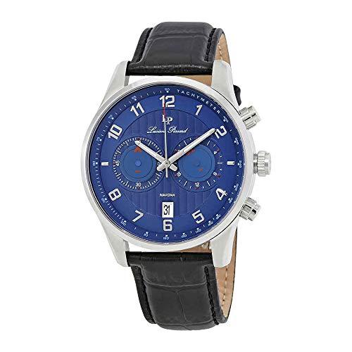 ルシアンピカール 腕時計 メンズ LP-11187-03 【送料無料】Lucien Piccard Navona GMT Chronograph Men's Watch 11187-03ルシアンピカール 腕時計 メンズ LP-11187-03