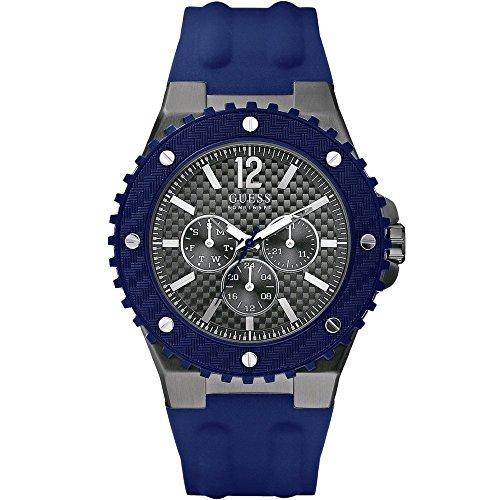 ゲス GUESS 腕時計 メンズ U12655G1 【送料無料】GUESS U12655G1 Masculine Sport - Blueゲス GUESS 腕時計 メンズ U12655G1