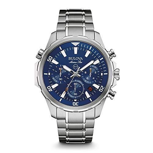 腕時計 ブローバ メンズ 96B256 【送料無料】Mens Bulova Marine Star Chronograph Watch 96B256腕時計 ブローバ メンズ 96B256