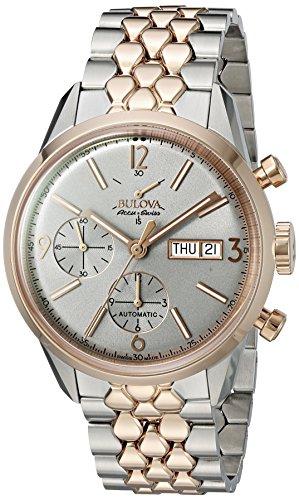 ブローバ 腕時計 メンズ 65C114 【送料無料】Bulova Men's Stainless Steel Automatic Watch (Model: 65C114)ブローバ 腕時計 メンズ 65C114