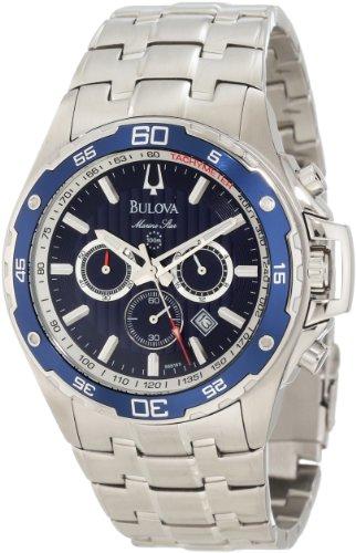 ブローバ 腕時計 メンズ 98B163 Bulova Men's 98B163 Marine Star Watchブローバ 腕時計 メンズ 98B163