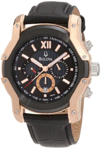 ブローバ 腕時計 メンズ 98B158 Bulova Men's 98B158 Wintermoor Chronograph Watchブローバ 腕時計 メンズ 98B158