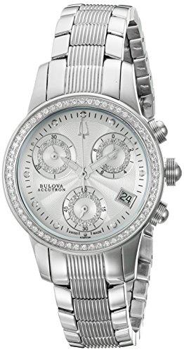 ブローバ 腕時計 レディース 63R136 【送料無料】Bulova Women's 63R136 Masella Analog Display Swiss Quartz Silver Watchブローバ 腕時計 レディース 63R136