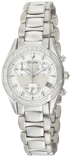 ブローバ 腕時計 レディース 96R134 Bulova Women's 96R134 Diamond Case Mother-Of-Pearl Dial Bracelet Watchブローバ 腕時計 レディース 96R134