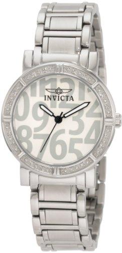 インヴィクタ インビクタ 腕時計 レディース 10674 Invicta Women's 10674 Wildflower Collection Diamond Accented Watchインヴィクタ インビクタ 腕時計 レディース 10674