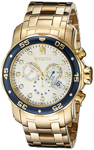 インヴィクタ インビクタ プロダイバー 腕時計 メンズ 80067 Invicta Men's 80067 Pro Diver Analog Display Swiss Quartz Gold Watchインヴィクタ インビクタ プロダイバー 腕時計 メンズ 80067