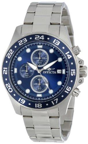 インヴィクタ インビクタ プロダイバー 腕時計 メンズ 15205 Invicta Men's 15205 Pro Diver Chronograph Blue Dial Stainless Steel Watchインヴィクタ インビクタ プロダイバー 腕時計 メンズ 15205