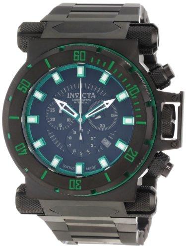インヴィクタ インビクタ フォース 腕時計 メンズ 10036 【送料無料】Invicta Men's 10036 Coalition Forces Chronograph Black Dial Watchインヴィクタ インビクタ フォース 腕時計 メンズ 10036