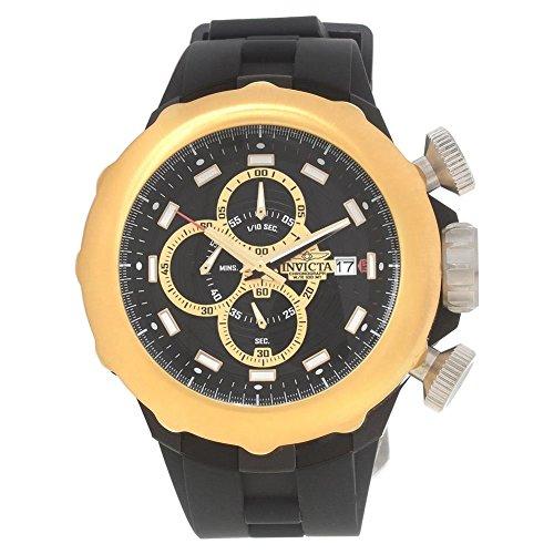インヴィクタ インビクタ フォース 腕時計 メンズ 16910 【送料無料】Invicta Men's I-Force 51mm Black Silicone Band Steel Case Quartz Analog Watch 16910インヴィクタ インビクタ フォース 腕時計 メンズ 16910