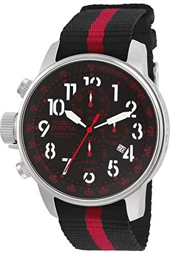 インヴィクタ インビクタ フォース 腕時計 メンズ 22845 【送料無料】Invicta Men's I-Force Stainless Steel Quartz Watch with Nylon Strap, Two Tone, 22 (Model: 22845)インヴィクタ インビクタ フォース 腕時計 メンズ 22845