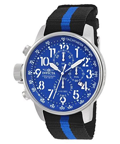 インヴィクタ インビクタ フォース 腕時計 メンズ 22847 Invicta Men's I- I-Force Stainless Steel Quartz Watch with Nylon Strap, Two Tone, 22 (Model: 22847)インヴィクタ インビクタ フォース 腕時計 メンズ 22847
