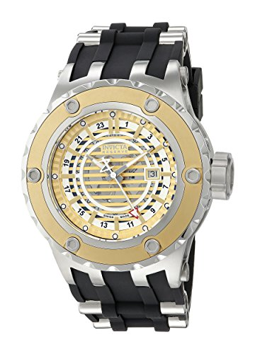 インヴィクタ インビクタ サブアクア 腕時計 メンズ 16820 【送料無料】Invicta Men's 16820 Subaqua Analog Display Swiss Quartz Black Watchインヴィクタ インビクタ サブアクア 腕時計 メンズ 16820