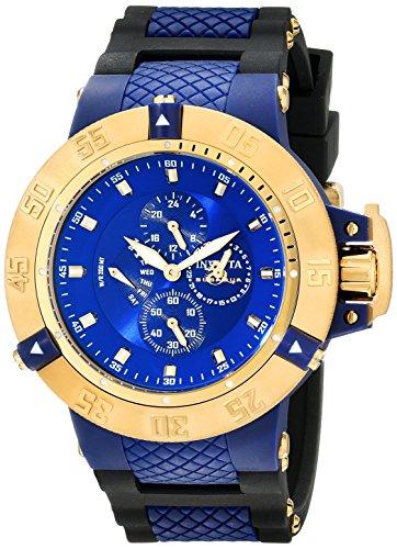 インヴィクタ インビクタ サブアクア 腕時計 メンズ 17122 Invicta Men's 17122 Subaqua Analog Display Japanese Quartz Black Watchインヴィクタ インビクタ サブアクア 腕時計 メンズ 17122