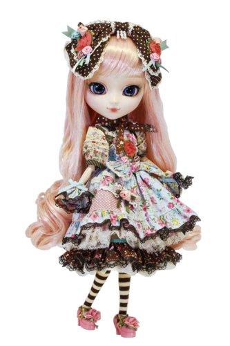 プーリップドール 人形 ドール P-059 【送料無料】Pullip Dolls Alice du Jardin Pink version 12 inches Figure, Collectible Fashion Doll P-059 プーリップドール 人形 ドール P-059