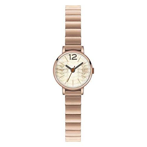 オーラ・カイリー 腕時計 レディース イギリス イングランド OK4016 【送料無料】Orla Kiely OK4016 Ladies Frankie Rose Gold Plated Watchオーラ・カイリー 腕時計 レディース イギリス イングランド OK4016