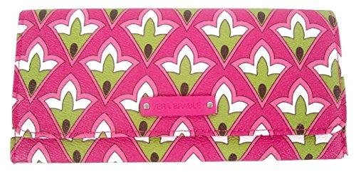 ヴェラブラッドリー ベラブラッドリー アメリカ 日本未発売 財布 【送料無料】Vera Bradley Trifold Wallet Petite Pinkヴェラブラッドリー ベラブラッドリー アメリカ 日本未発売 財布