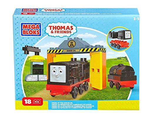 メガブロック きかんしゃトーマス トーマス CND73&フレンズ 組み立て 知育玩具 CND73 組み立て Tenderメガブロック Mega Bloks Thomas & Friends - Henry Buildable Tenderメガブロック きかんしゃトーマス トーマス&フレンズ 組み立て 知育玩具 CND73, きもの夢あわせ:5f685483 --- harrow-unison.org.uk