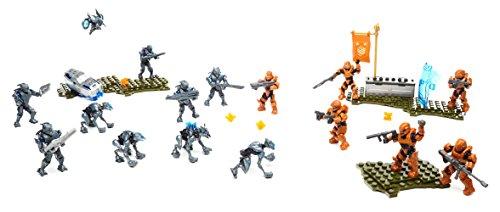 メガブロック メガコンストラックス ヘイロー 組み立て 知育玩具 DYT39 Mega Bloks Halo Building Set - Promethean Strikeメガブロック メガコンストラックス ヘイロー 組み立て 知育玩具 DYT39