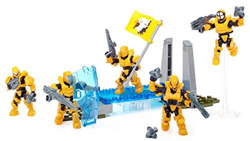 メガブロック メガコンストラックス ヘイロー 組み立て 知育玩具 CND00 Mega Bloks Halo UNSC Fireteam Eagle Building Kitメガブロック メガコンストラックス ヘイロー 組み立て 知育玩具 CND00