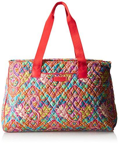 ヴェラブラッドリー ベラブラッドリー アメリカ フロリダ州マイアミ 日本未発売 Triple Compartment Travel Bag Vera Bradley Women's Triple Compartment ヴェラブラッドリー ベラブラッドリー アメリカ フロリダ州マイアミ 日本未発売 Triple Compartment Travel Bag