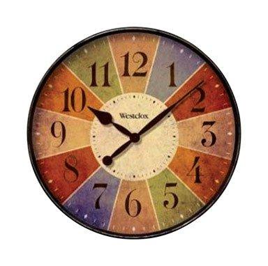 壁掛け時計 インテリア インテリア 海外モデル アメリカ Westclox Quartz Wall Clock 12