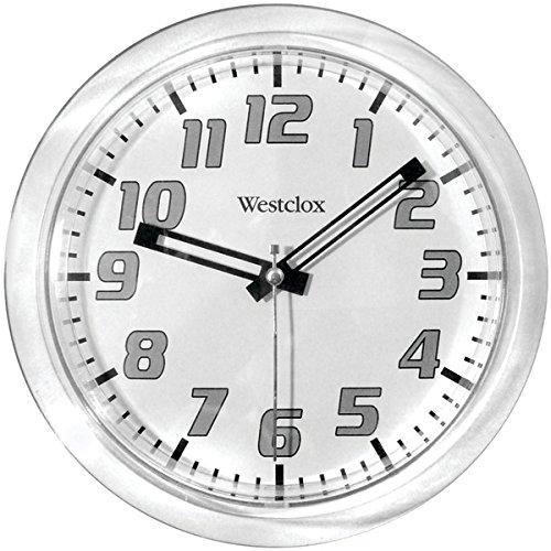 壁掛け時計 インテリア インテリア 海外モデル アメリカ DWS-NYL32004 WESTCLOX 32004 7.75