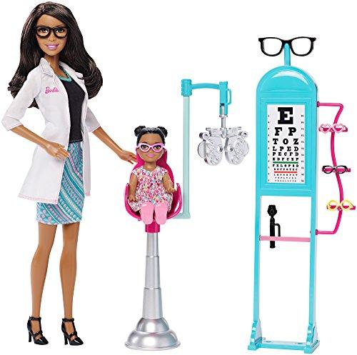 バービー バービー人形 バービーキャリア バービーアイキャンビー 職業 CKJ73 Barbie Careers Eye Doctor Doll and Playsetバービー バービー人形 バービーキャリア バービーアイキャンビー 職業 CKJ73
