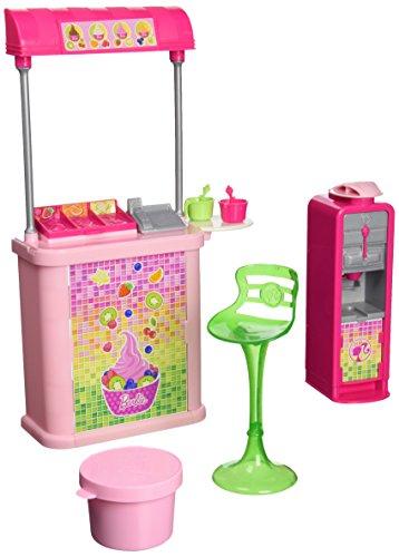 バービー バービー人形 日本未発売 プレイセット アクセサリ CFB49 【送料無料】Barbie Malibu Ave. Frozen Yogurt Shopバービー バービー人形 日本未発売 プレイセット アクセサリ CFB49