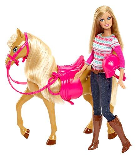 バービー バービー人形 日本未発売 プレイセット アクセサリ BJF78 Barbie Tawny Horse and Doll Setバービー バービー人形 日本未発売 プレイセット アクセサリ BJF78