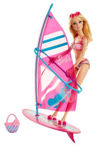 バービー バービー人形 日本未発売 プレイセット アクセサリ CCV23 【送料無料】Barbie Lets Go Windsurfing & Dollバービー バービー人形 日本未発売 プレイセット アクセサリ CCV23