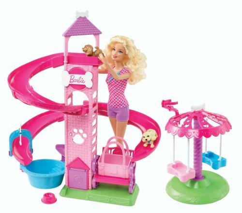 バービー バービー人形 日本未発売 プレイセット アクセサリ Y1172 Barbie Slide & Spin Pups Playsetバービー バービー人形 日本未発売 プレイセット アクセサリ Y1172