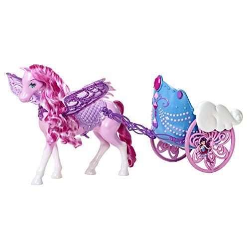 バービー バービー人形 ファンタジー 人魚 マーメイド Y6382 Barbie Mariposa and The Fairy Princess Pegasus and Flying Chariot Setバービー バービー人形 ファンタジー 人魚 マーメイド Y6382