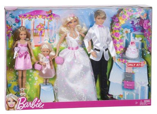 無料ラッピングでプレゼントや贈り物にも。逆輸入並行輸入送料込 バービー バービー人形 ウェディング ブライダル 結婚式 X5966 【送料無料】Barbie I Can Be a Bride Wedding Setバービー バービー人形 ウェディング ブライダル 結婚式 X5966